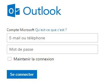 hotmail connexion fr