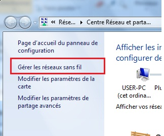 partager wifi pc