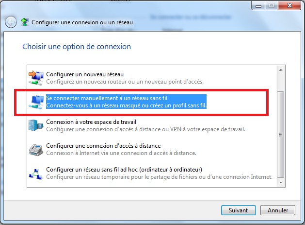 Comment masquer le nom de son r seau wifi - Comment connecter un ordinateur de bureau en wifi ...