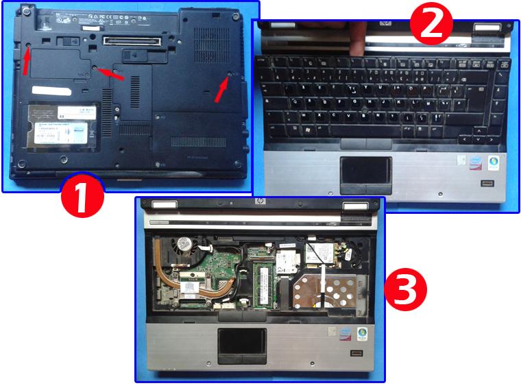 Comment nettoyer son pc gratuitement le guide complet - Nettoyer clavier pc portable ...
