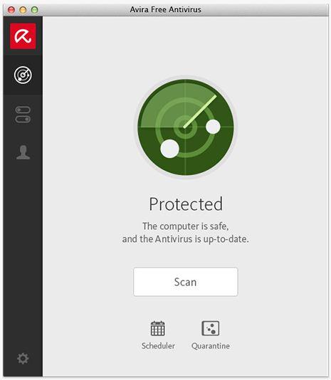 antivirus pour mac gratuit