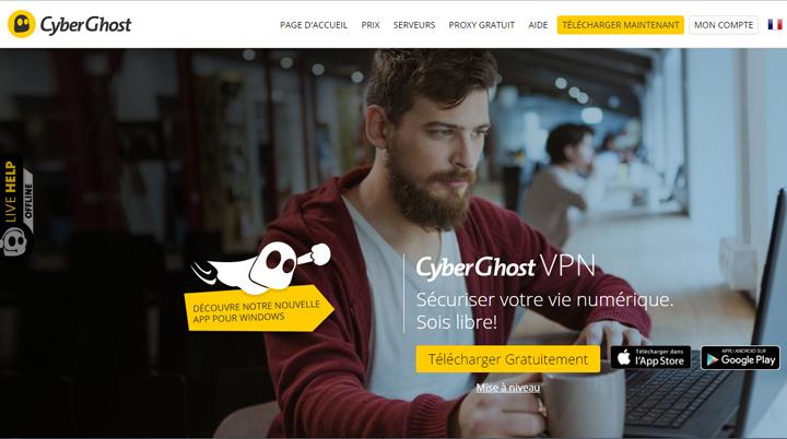 CyberGhost-VPN