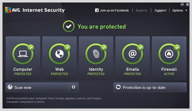 AVG Antivirus vient offrir une solution de sécurité visant à lutter contre les  virus. En effet, ce logiciel donne la possibilité de lutter contre les virus susceptibles d'envahir ou de gêner le système d'un PC et d'infecter les fichiers. Il peut donc neutraliser les  virus et les malwares qu'on trouve sur Internet.