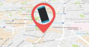localiser un téléphone portable android
