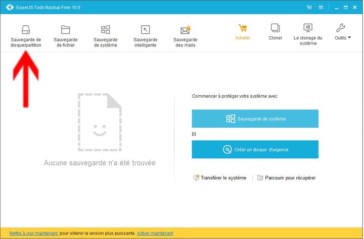 les 3 meilleurs logiciels de sauvegarde gratuits pour windows tutoriel lba. Black Bedroom Furniture Sets. Home Design Ideas