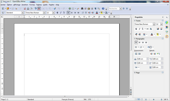Open office gratuit pour windows 10 - Traitement de texte open office gratuit ...
