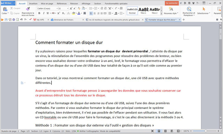 les 5 logiciels de traitement de textes gratuits alternatifs  u00e0 ms word