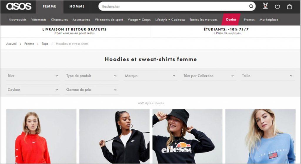 gamme exclusive 100% de qualité style le plus récent 9 meilleurs sites de vêtement pas cher pour femme (vous ...