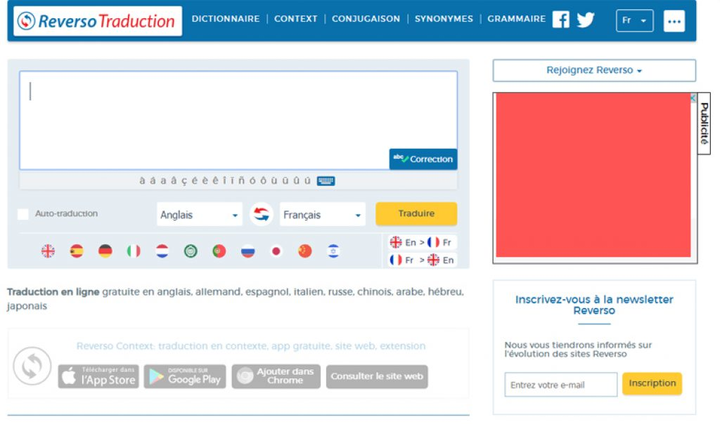 les 5 meilleurs sites de traduction gratuits