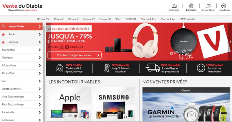 les 10 meilleurs sites de vente priv e lba