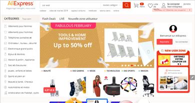 7 sites comme AliExpress pour acheter moins cher !