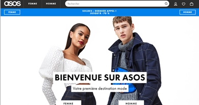7 sites comme Asos pour trouver des vêtements pas chers