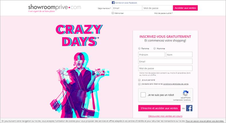 8042e7f28cce3 Showroomprive.com est un site comme vente privée