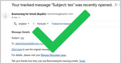Comment envoyer un mail avec accusé de réception sur Gmail ?