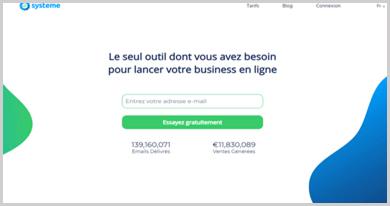 Systeme.io : avis sur l'outil de création de formations en ligne