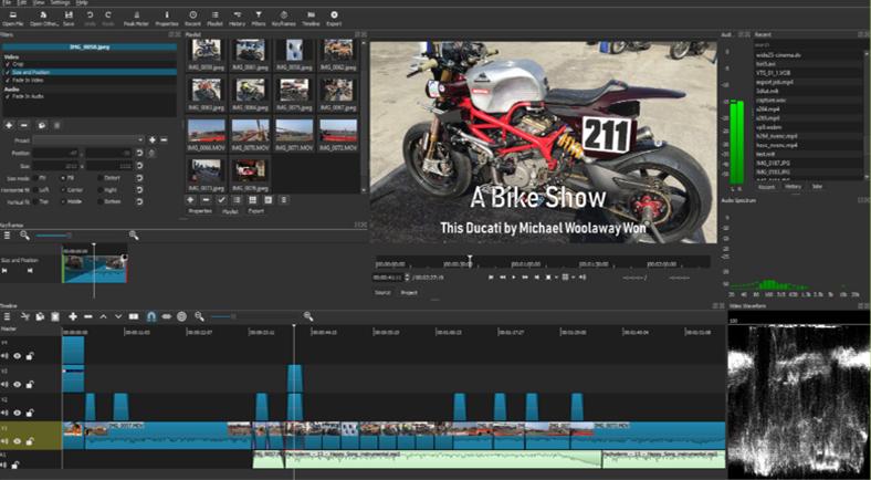 Les meilleurs logiciels de montage vidéo gratuits pour les PC Windows et Mac